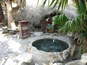 Bathing tub (Lower Saline)